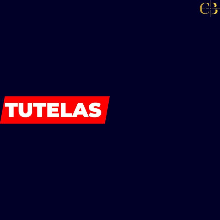 TUTELAS
